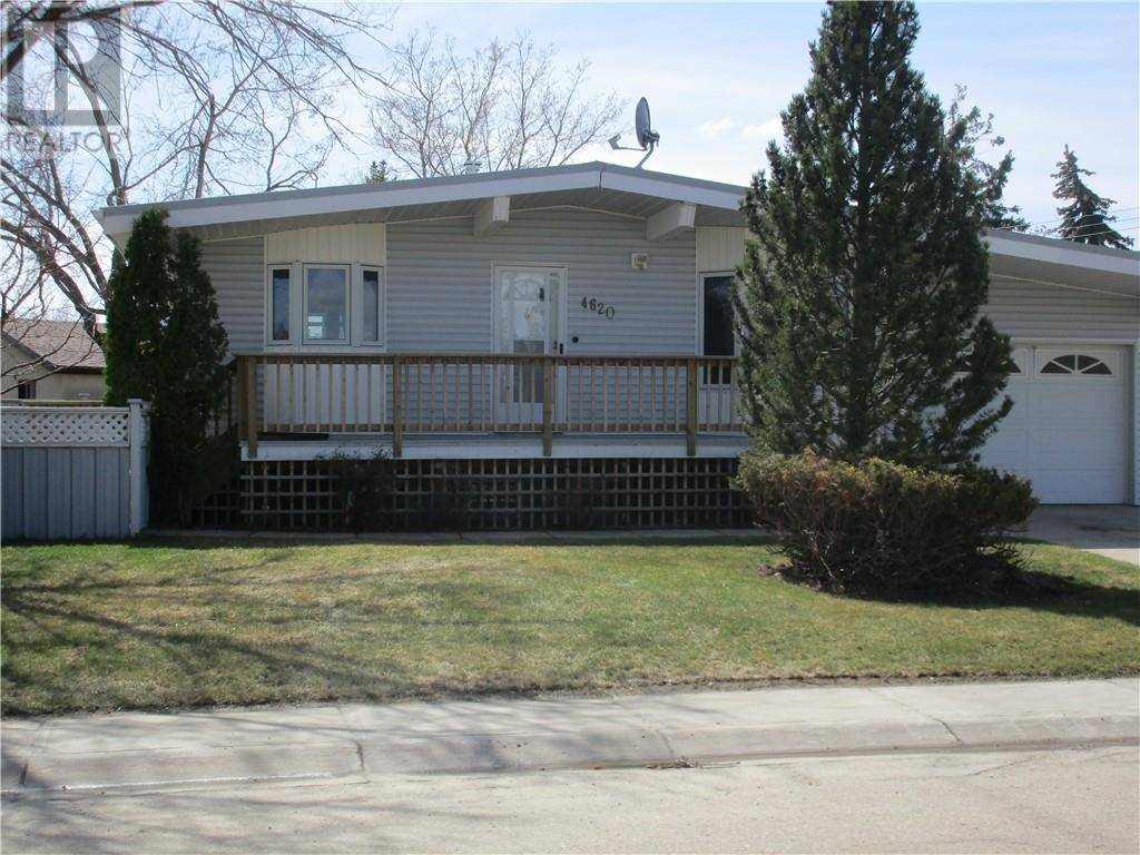 House for sale at 4620 57a St Stettler Alberta - MLS: ca0183621