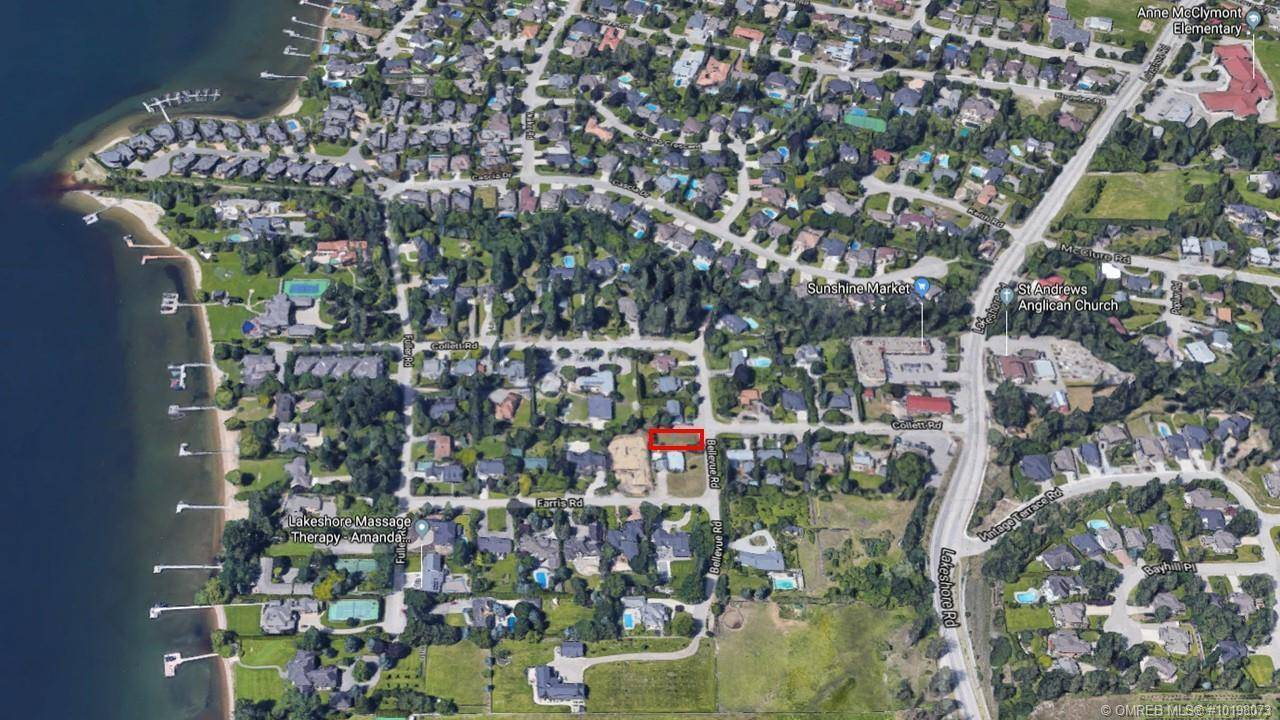 Residential property for sale at 4620 Bellevue Rd Kelowna British Columbia - MLS: 10198073