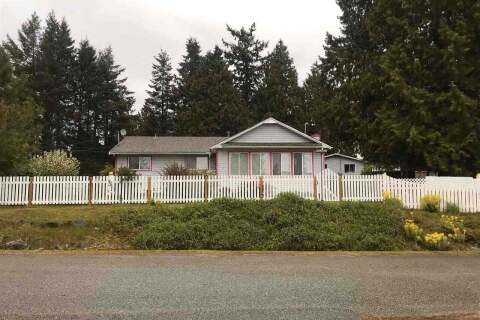 House for sale at 4620 Cochrane Rd Madeira Park British Columbia - MLS: R2462174