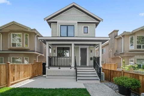 Townhouse for sale at 4620 Gothard St Vancouver British Columbia - MLS: R2495760