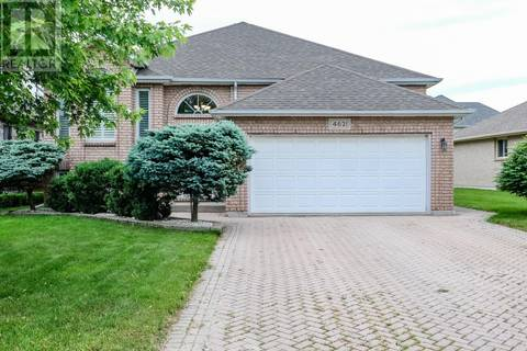 House for sale at 4621 Southwood Lakes Blvd Windsor Ontario - MLS: 19020290