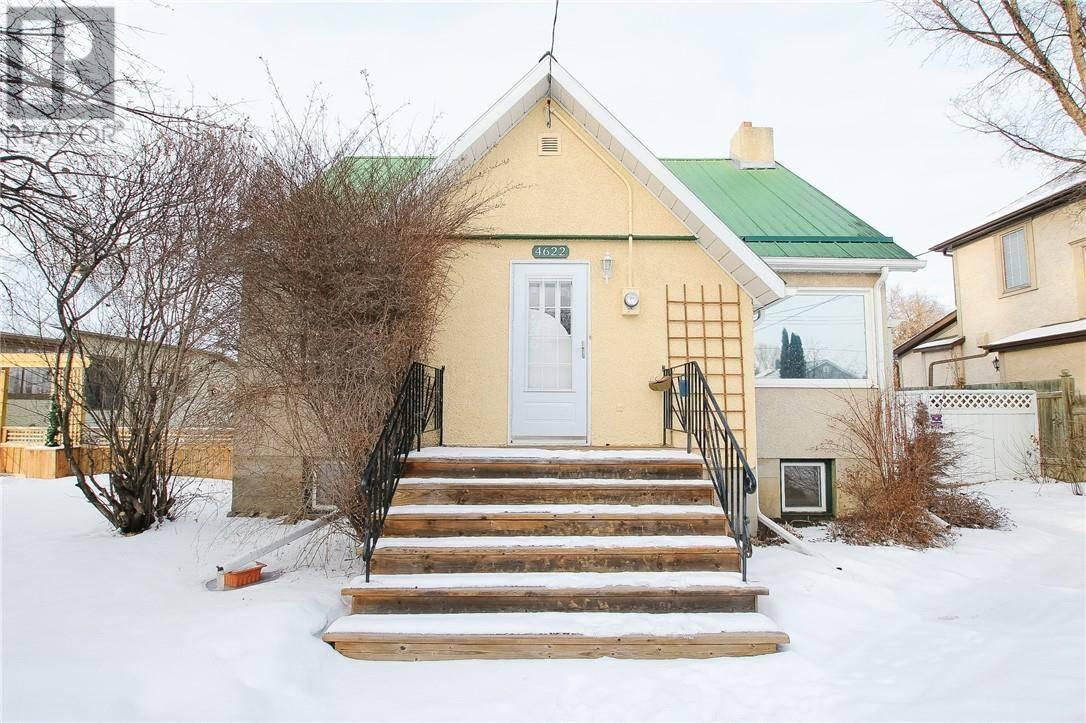 House for sale at 4622 47 St Red Deer Alberta - MLS: ca0189201