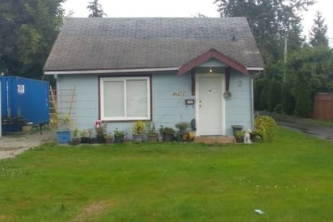 House for sale at 46237 Portage Ave Chilliwack British Columbia - MLS: R2369436