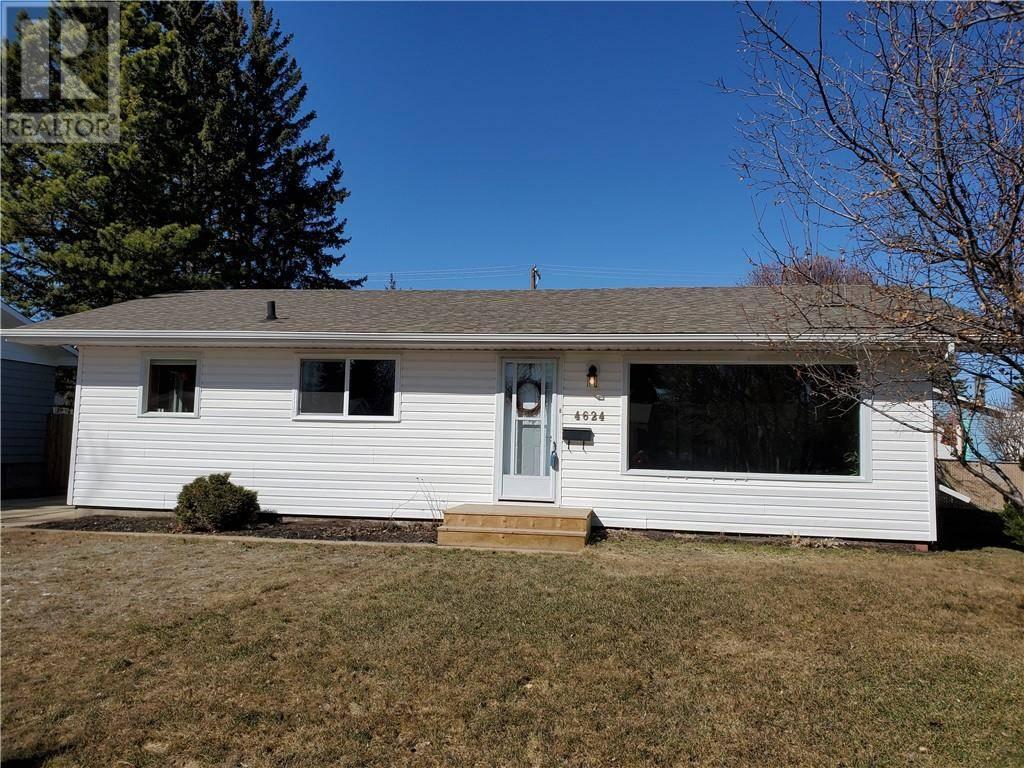 House for sale at 4624 61 St Camrose Alberta - MLS: ca0191809