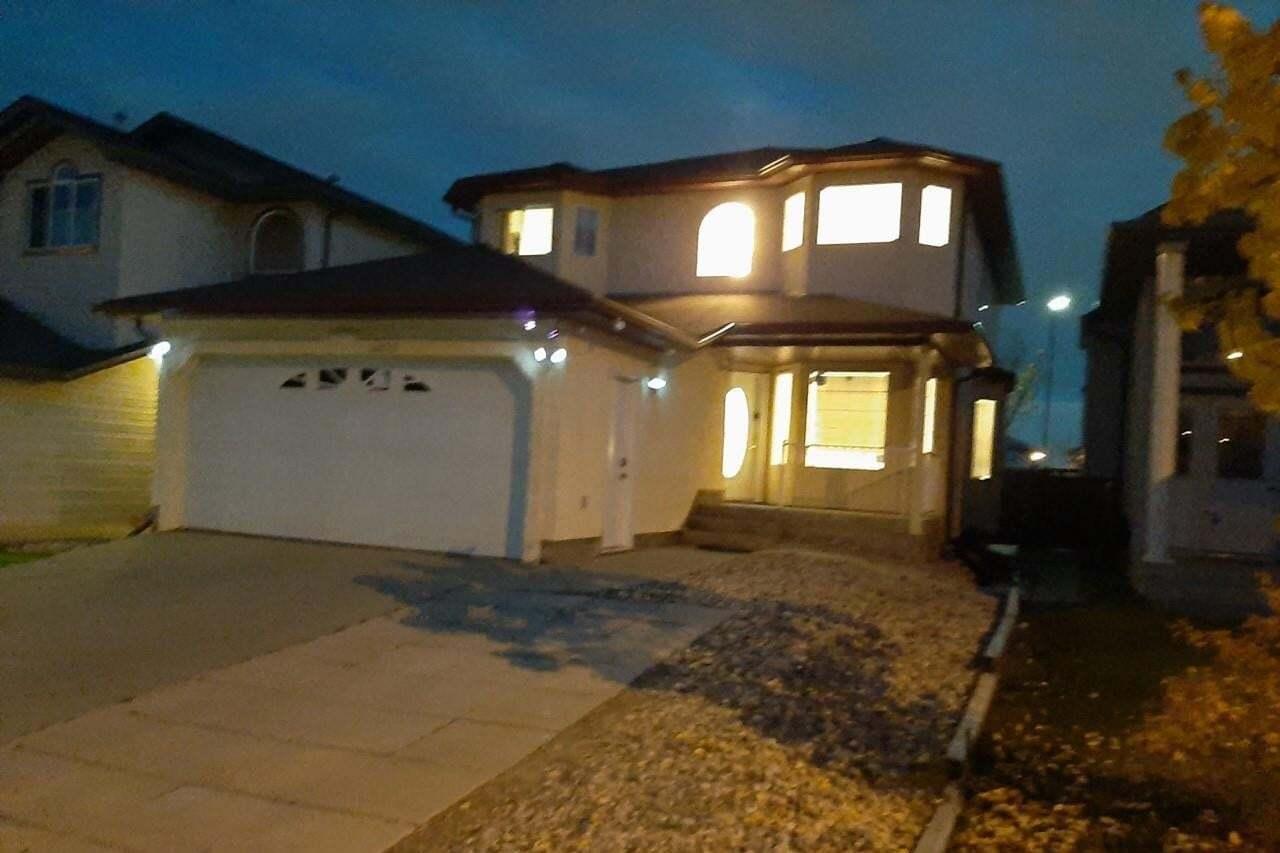 House for sale at 4625 154 Av NW Edmonton Alberta - MLS: E4216398