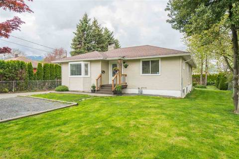 House for sale at 46269 Strathcona Rd Chilliwack British Columbia - MLS: R2453059