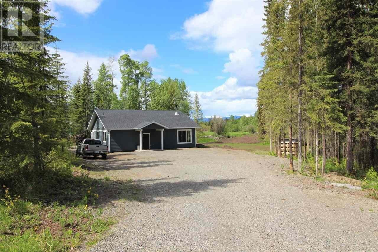 House for sale at 4627 Buck Flats Rd Houston British Columbia - MLS: R2432807