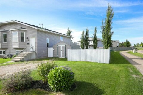 Townhouse for sale at 4627 Womacks  Rd Blackfalds Alberta - MLS: A1018268