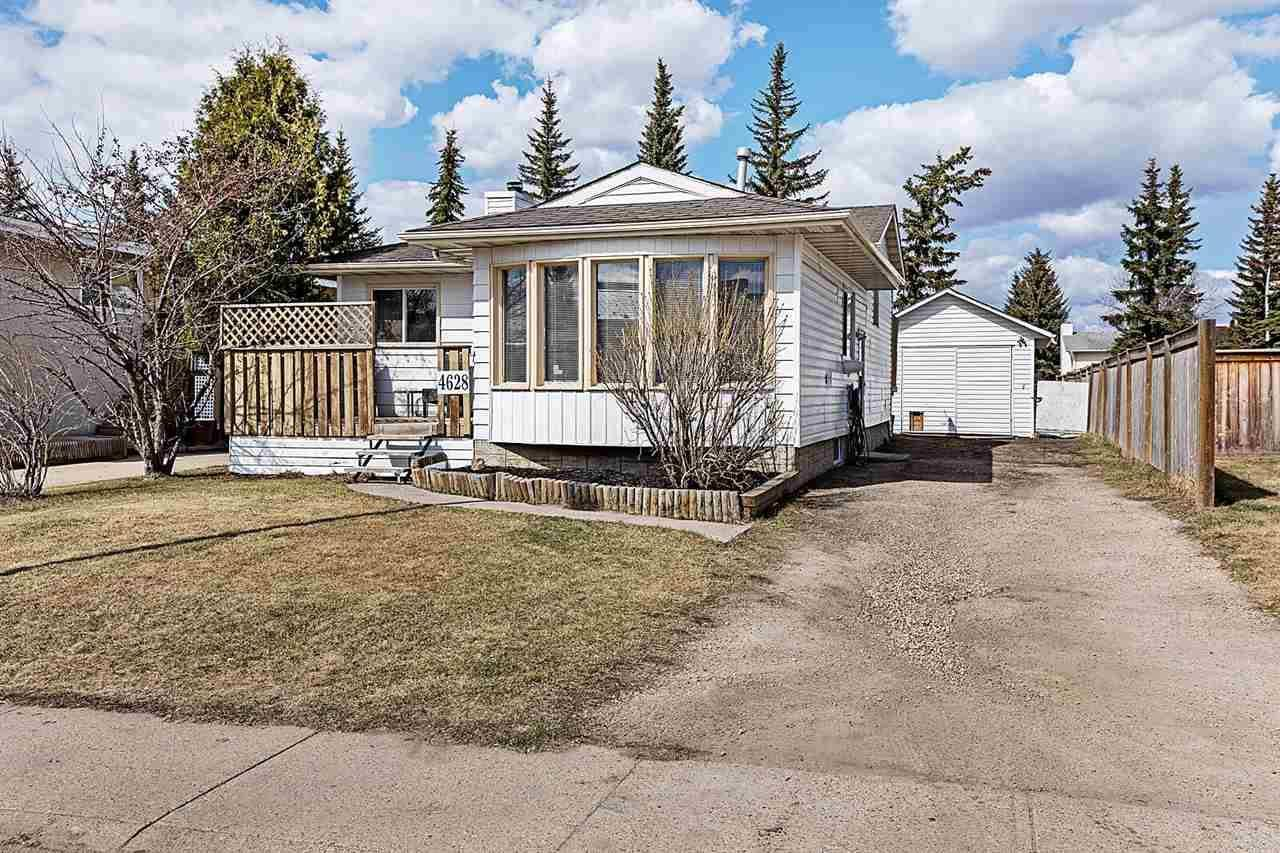 House for sale at 4628 37b Ave Nw Edmonton Alberta - MLS: E4194942