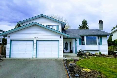 House for sale at 46289 Christina Dr Chilliwack British Columbia - MLS: X4393806
