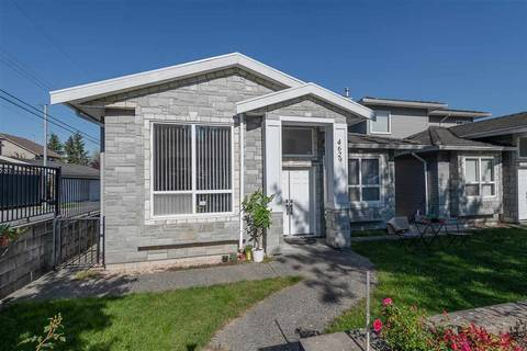 Townhouse for sale at 4629 Bond St Burnaby British Columbia - MLS: R2415674