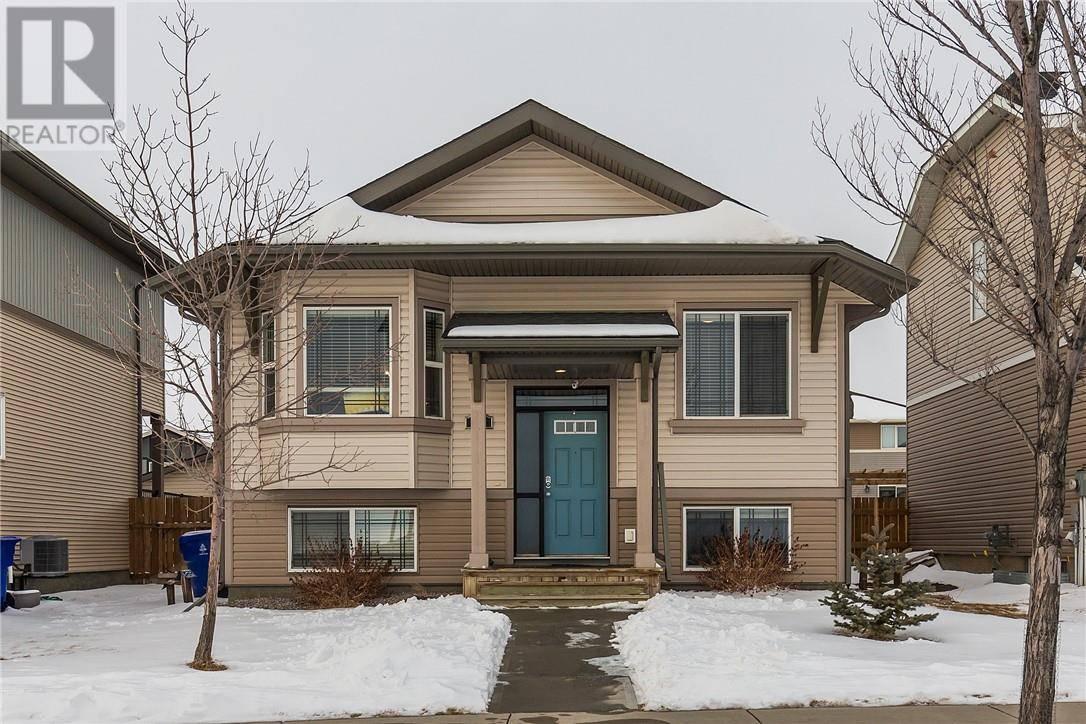House for sale at 463 Aquitania Blvd W Lethbridge Alberta - MLS: ld0188688