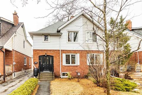Townhouse for sale at 463 Armadale Ave Toronto Ontario - MLS: W4730264