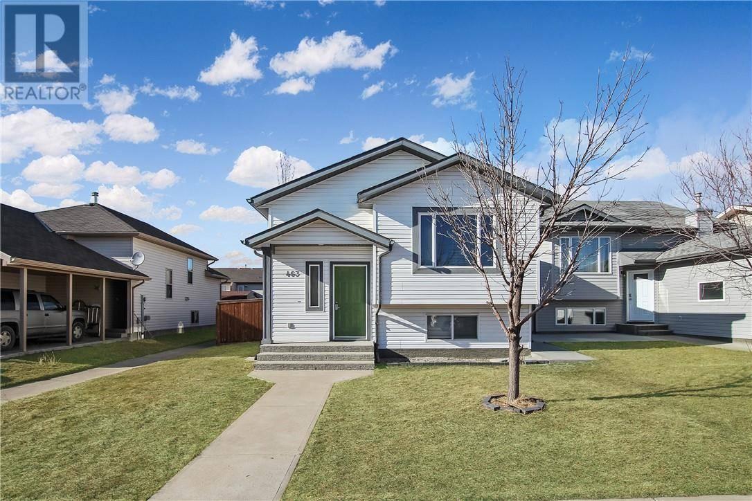 House for sale at 463 Blackfoot Manr W Lethbridge Alberta - MLS: ld0190571