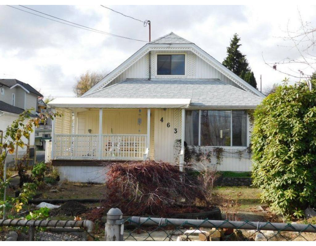 Removed: 463 Rousseau Street, New Westminster, BC - Removed on 2019-02-02 05:03:12