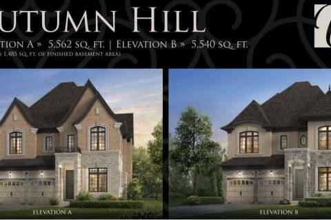 House for sale at 463 Via Romano Blvd Vaughan Ontario - MLS: N4815563
