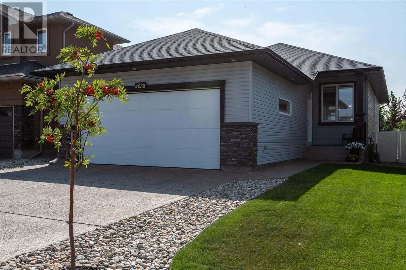 House for sale at 4630 Curtiss Ave Regina Saskatchewan - MLS: SK823906