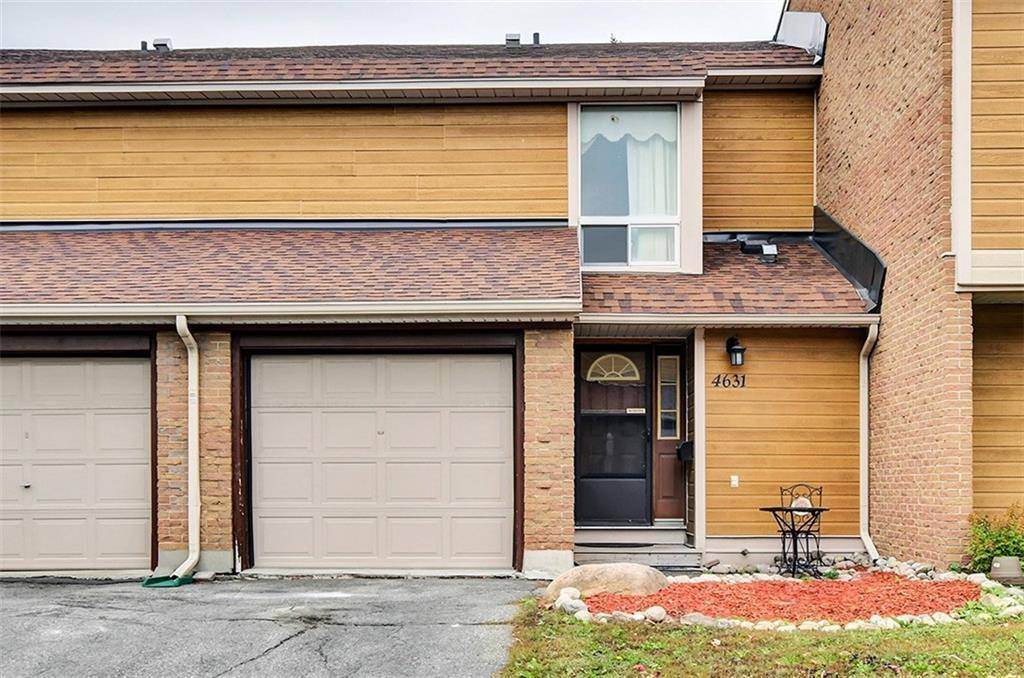 Townhouse for sale at 4631 Cosmic Pl Ottawa Ontario - MLS: 1171335