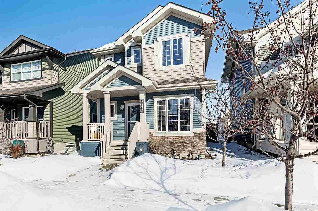 House for sale at 4631 Crabapple Ru  Sw Edmonton Alberta - MLS: E4191772