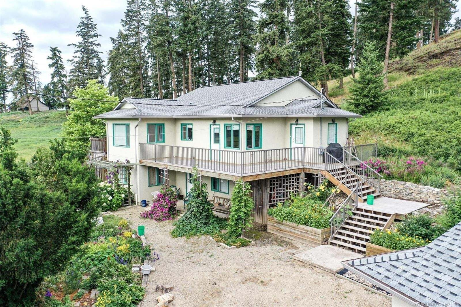 House for sale at 4631 Mcleery Rd Armstrong British Columbia - MLS: 10211016