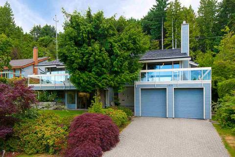 House for sale at 4631 Port View Pl West Vancouver British Columbia - MLS: R2334917
