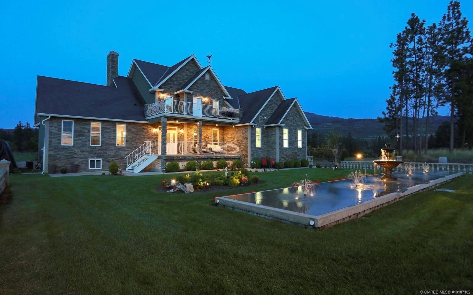 House for sale at 4631 Stewart Rd West Kelowna British Columbia - MLS: 10187182