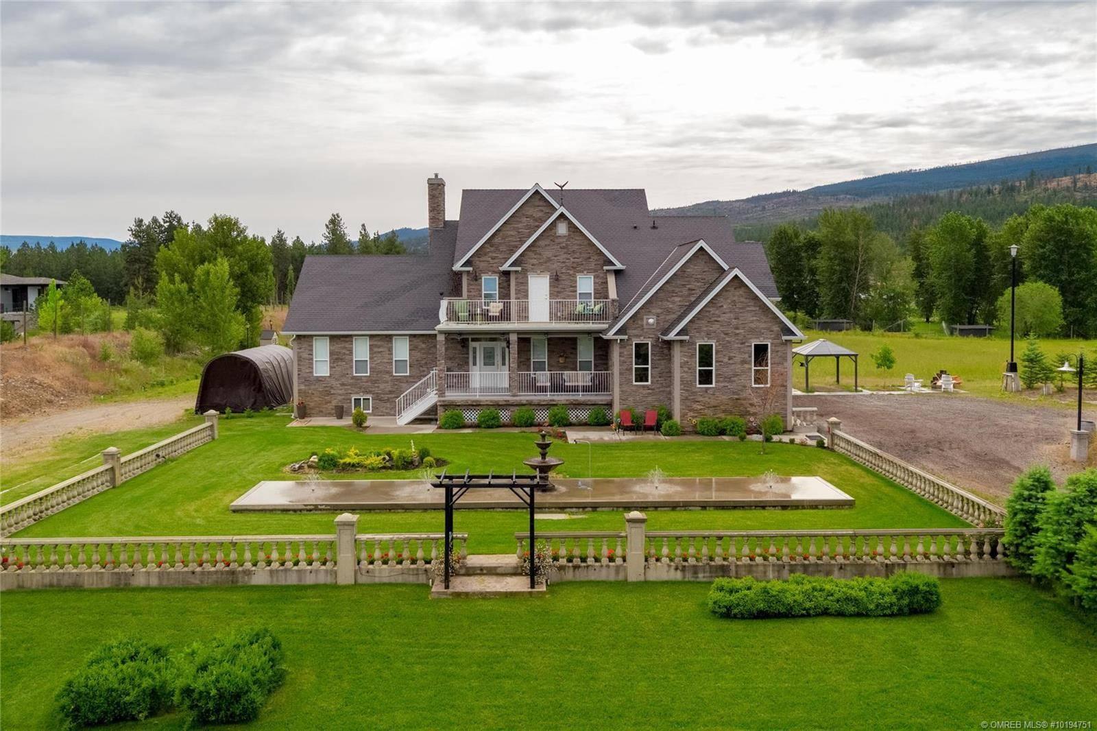 House for sale at 4631 Stewart Rd West Kelowna British Columbia - MLS: 10194751