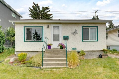 House for sale at 4632 22 Ave NW Calgary Alberta - MLS: A1033524