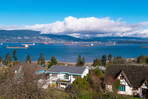 Home for sale at 4632 Bellevue Dr Vancouver British Columbia - MLS: R2392909
