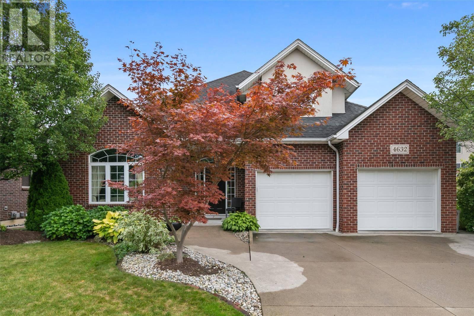 House for sale at 4632 Jenkela Ct Windsor Ontario - MLS: 19025550