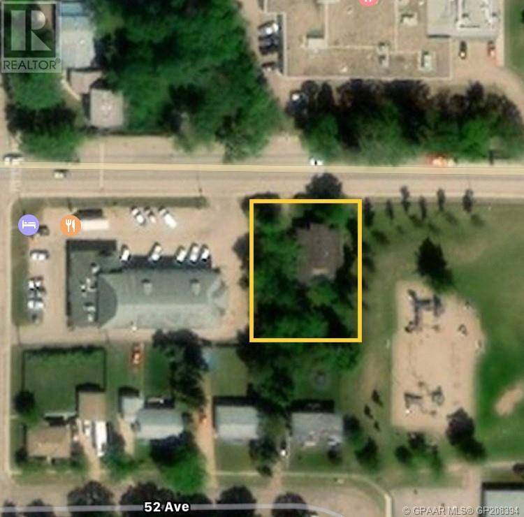Residential property for sale at 4633 53 Ave High Prairie Alberta - MLS: GP208394