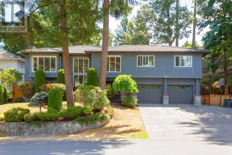 House for sale at 4637 Boulderwood Dr Victoria British Columbia - MLS: 412407