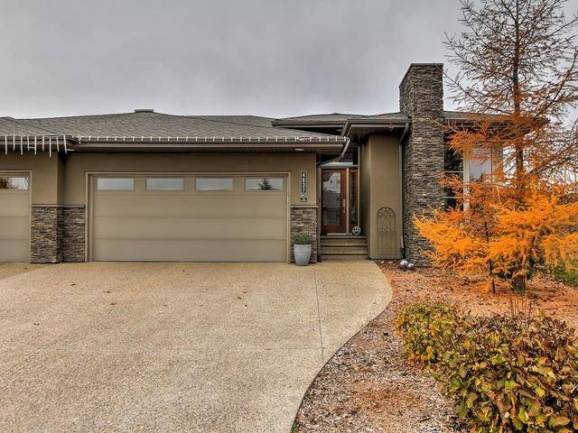 Townhouse for sale at 4637 Mead Pl Nw Edmonton Alberta - MLS: E4177826