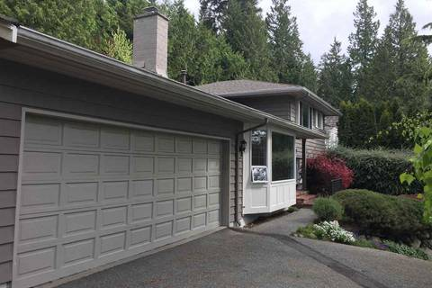 House for sale at 4639 Birchfeild Pl West Vancouver British Columbia - MLS: R2223052