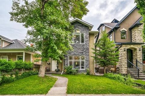 House for sale at 464 12 St Northwest Calgary Alberta - MLS: C4256643