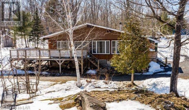 House for sale at 464 Lorimer Lake Rd Mcdougall Ontario - MLS: 253055