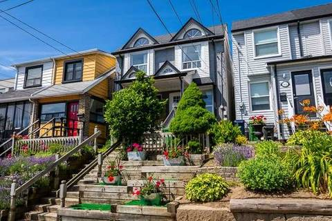 Townhouse for sale at 464 Rhodes Ave Toronto Ontario - MLS: E4520584