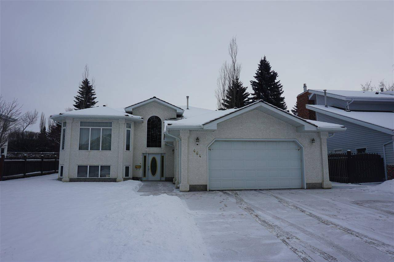House for sale at 464 Ronning St Nw Edmonton Alberta - MLS: E4173096