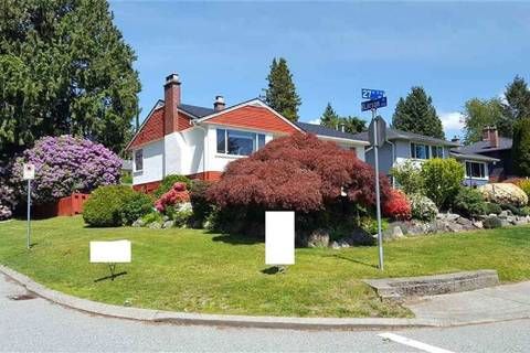 House for sale at 464 27th St W North Vancouver British Columbia - MLS: R2370761