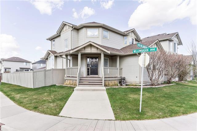 For Sale: 464 Willowbrook Close Northwest, Airdrie, AB | 5 Bed, 3 Bath House for $495,500. See 36 photos!