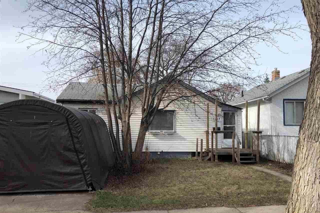 House for sale at 4640 113 Av NW Edmonton Alberta - MLS: E4195313