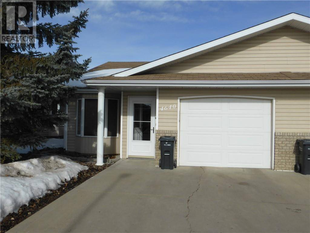 Townhouse for sale at 42 Street Cres Unit 4640 Red Deer Alberta - MLS: ca0189759