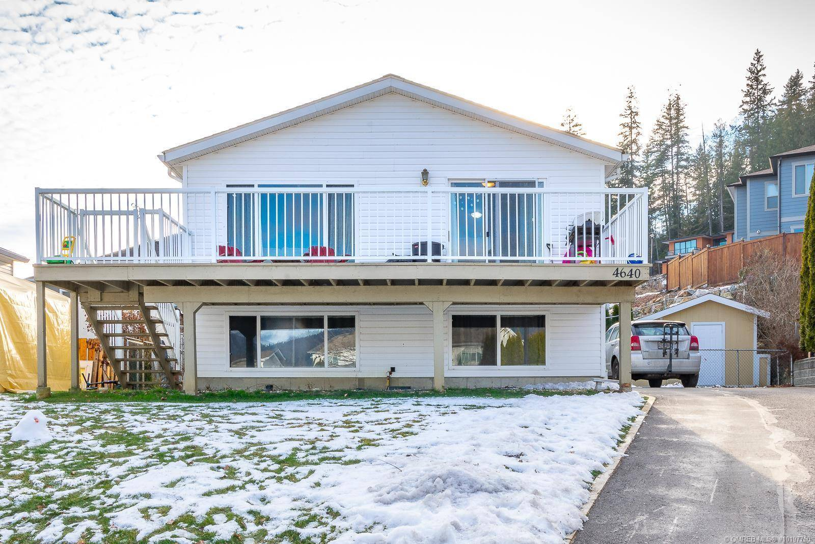 House for sale at 4640 72nd Ave Northeast Salmon Arm British Columbia - MLS: 10197760