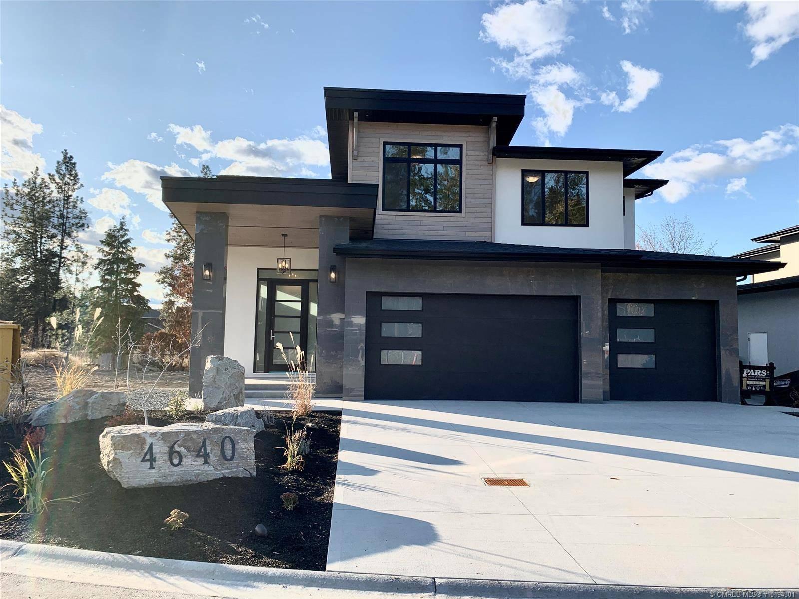 House for sale at 4640 Hubbard Ct Kelowna British Columbia - MLS: 10194381