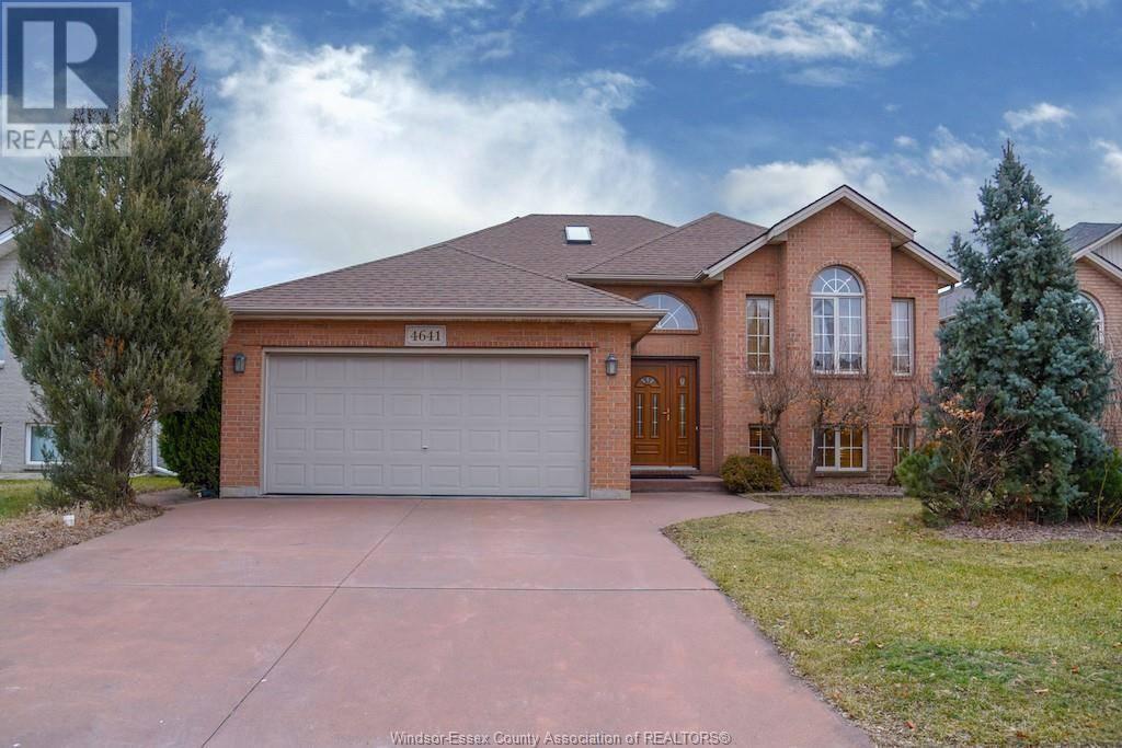 House for sale at 4641 Kominar Ct Windsor Ontario - MLS: 20001759