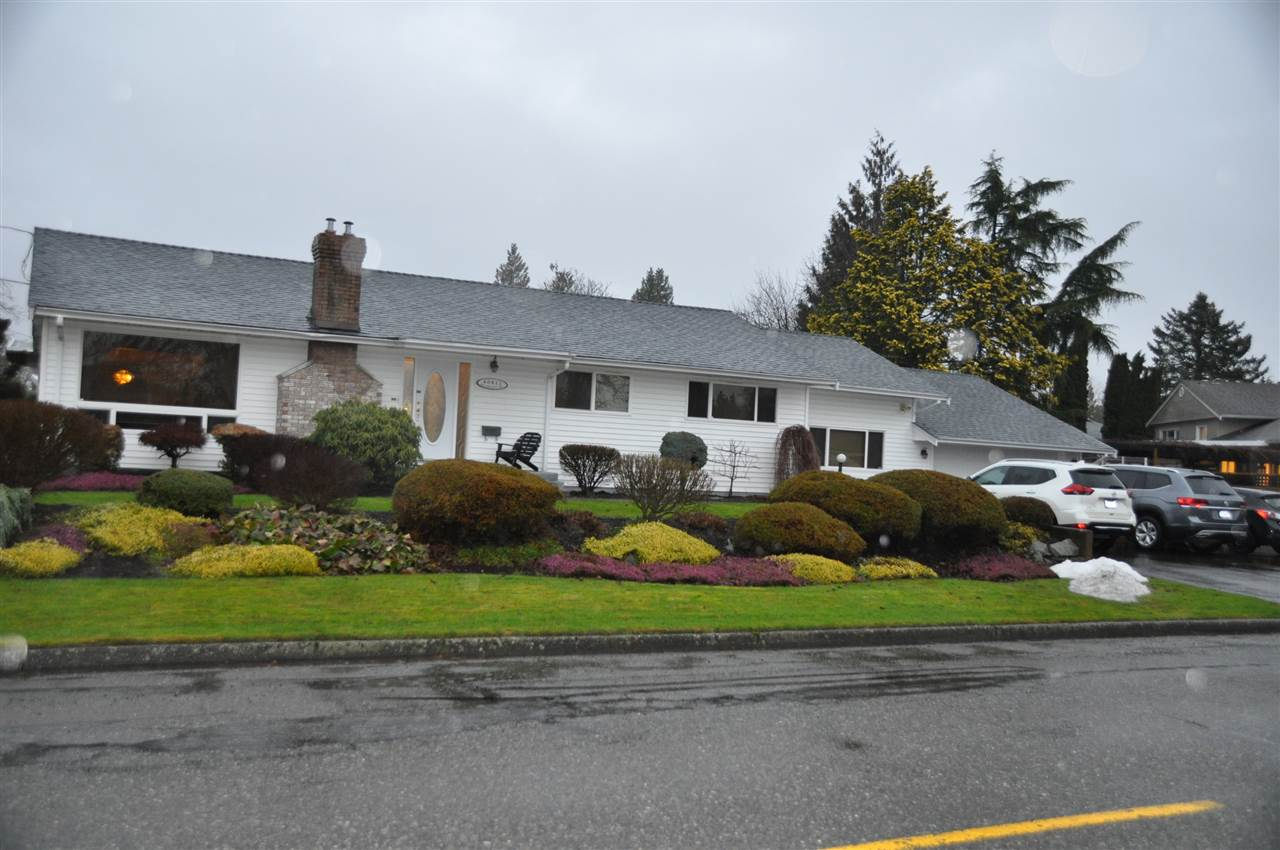 Sold: 46411 Riverside Drive, Chilliwack, BC