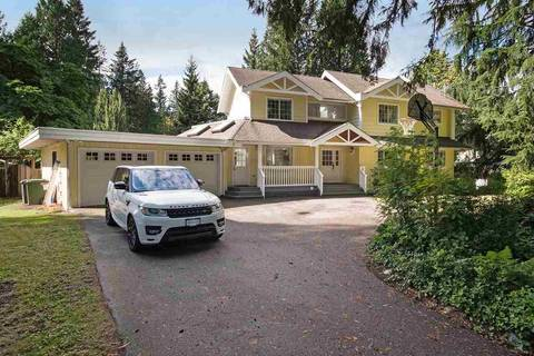 House for sale at 4643 Glenwood Ave North Vancouver British Columbia - MLS: R2407108