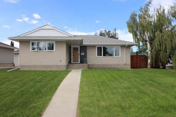 House for sale at 4644 105 Av NW Edmonton Alberta - MLS: E4205948