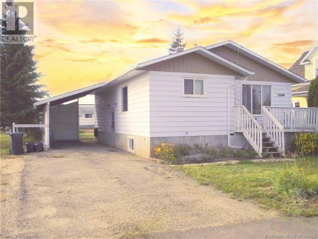House for sale at 4644 51 St Rycroft Alberta - MLS: GP208822