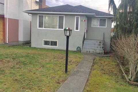 House for sale at 4644 Union St Burnaby British Columbia - MLS: R2438650